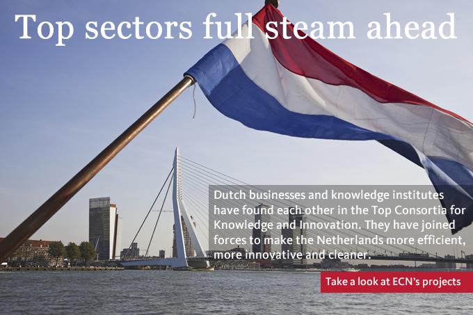 Top sectors full steam ahead